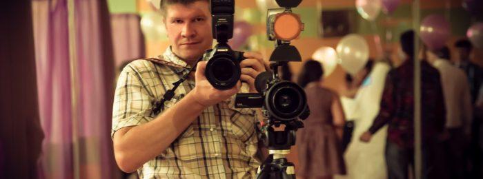 Видеооператор и монтажер