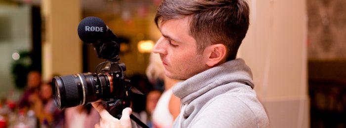 Видеооператор в Екатеринбурге