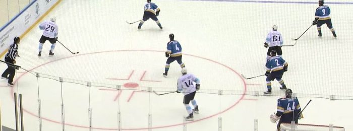 Снять хоккей