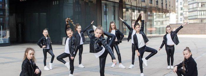 Видеосъемка танцевальных коллективов