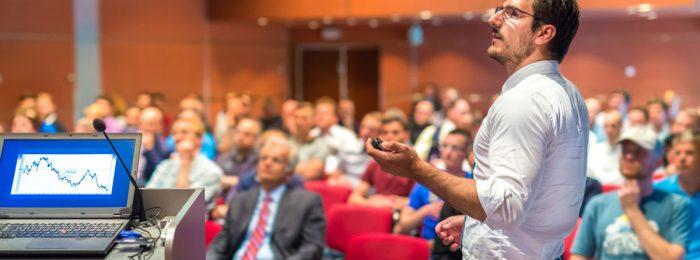 Видеосъемка конференций, семинаров и тренингов