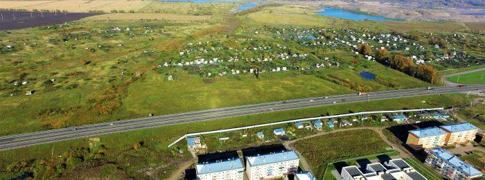 Аэросъемка местности