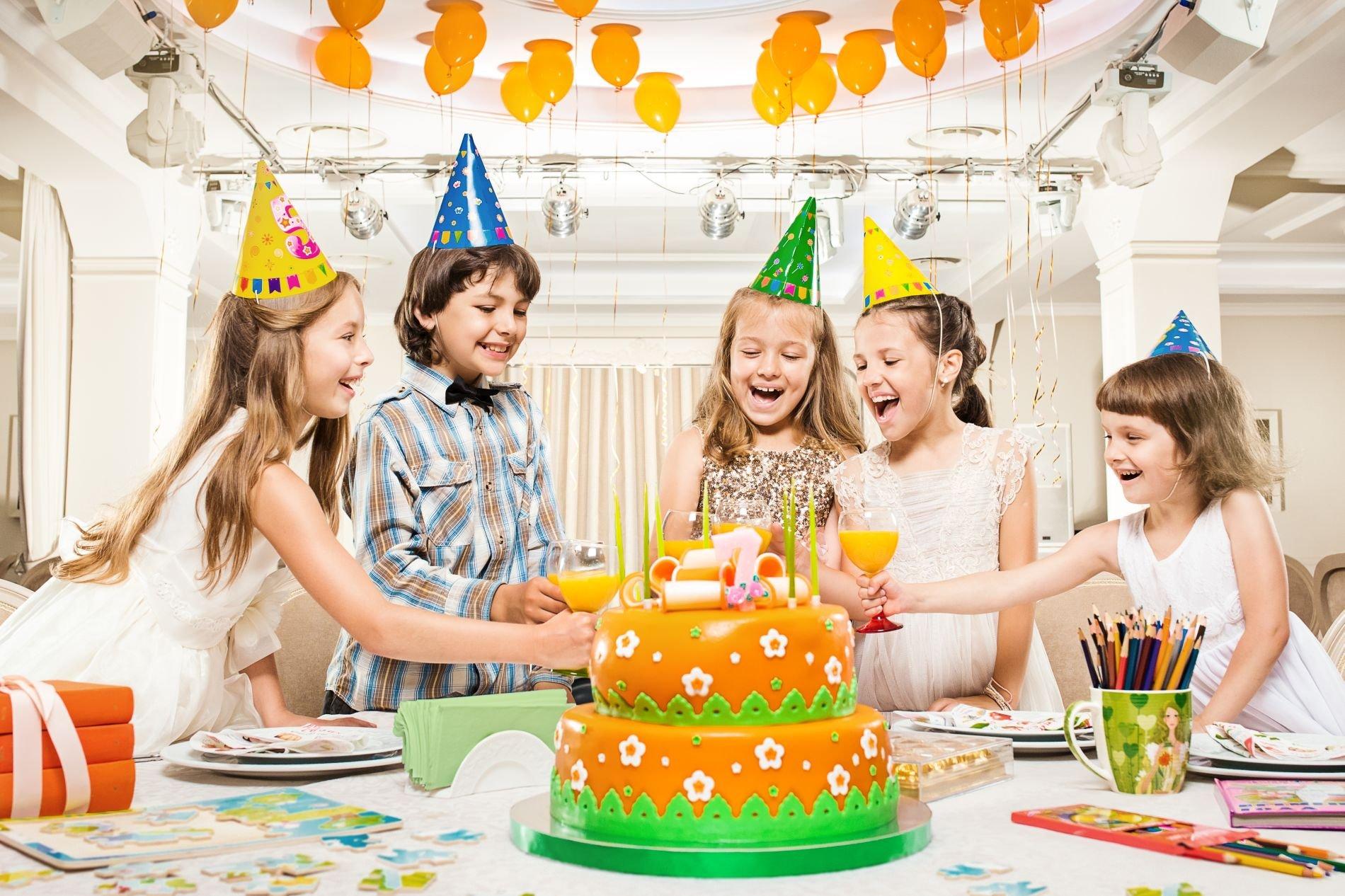 Веселый детский праздник картинки