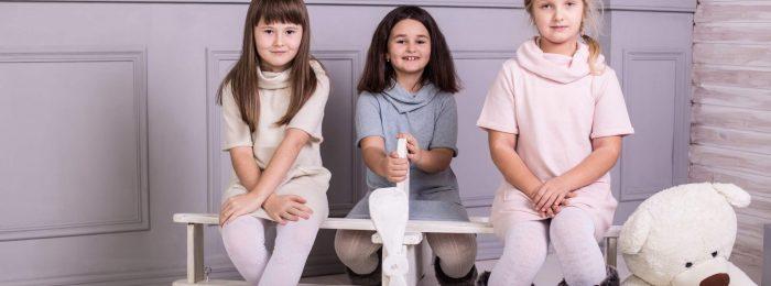 Съемка детской одежды